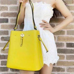 Kate Spade ♠️ Large Bucket Bag/Crossbody